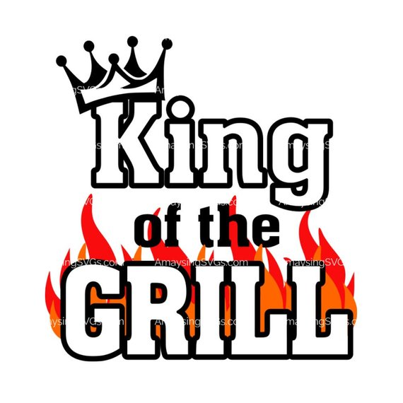 King of the grill clipart 2 » Clipart Station.