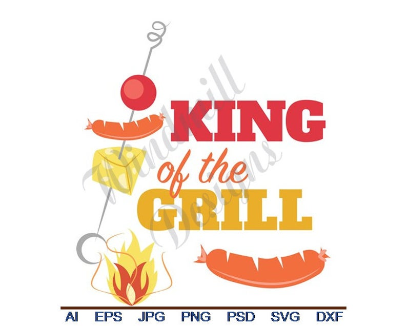 King Of The Grill.
