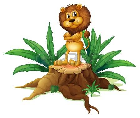 3,127 King Of The Jungle Cliparts, Stock Vector And Royalty Free.