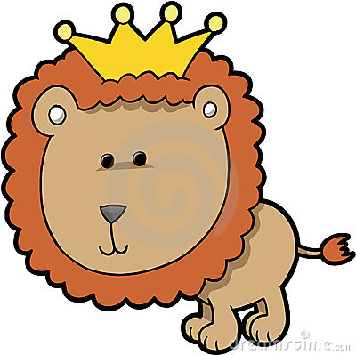 King of the jungle clipart #20