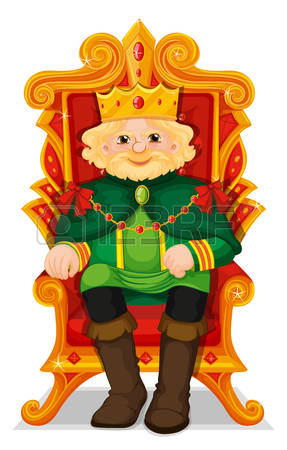 King on a throne clipart 3 » Clipart Station.
