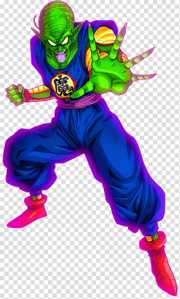 King Piccolo Goku Gohan Trunks, goku transparent background.