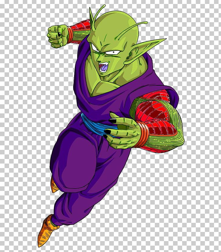 King Piccolo Goku Trunks Gohan PNG, Clipart, Art, Bola De.