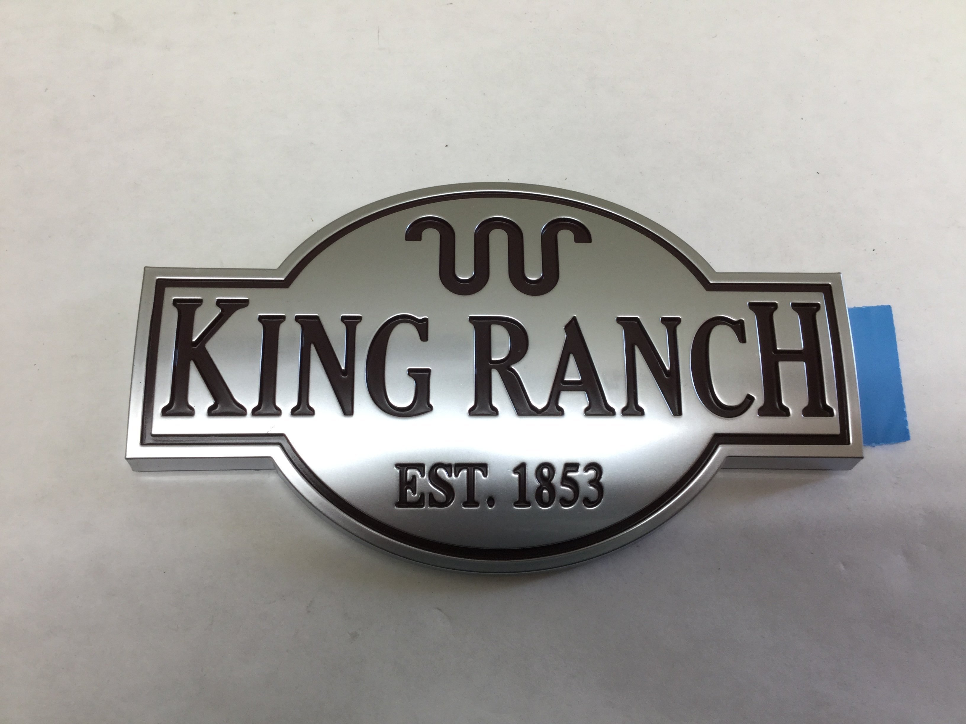 King Ranch Emblem 2005.
