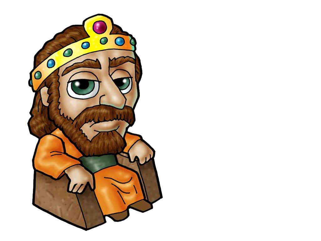 Bible King Clipart.