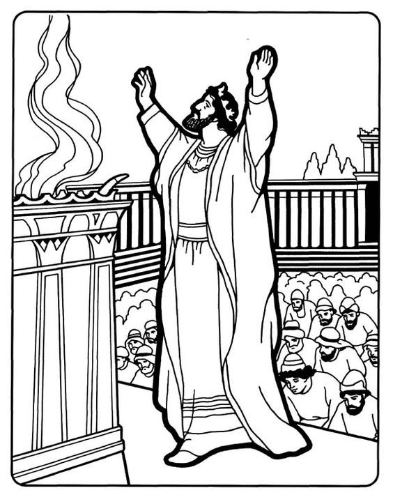 Free King Solomon Coloring Pages, Download Free Clip Art.