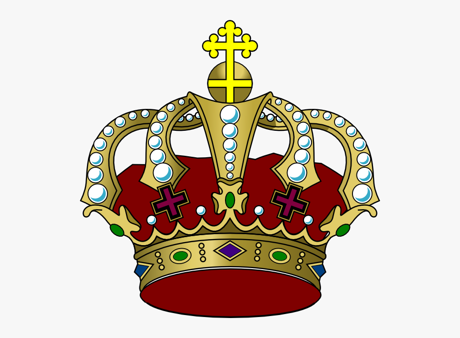 Crown Clipart Green.