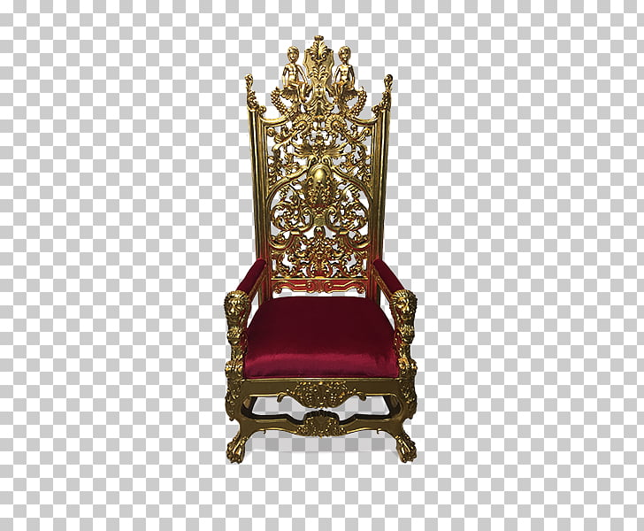 Throne Table Chair Seat King, Chair Throne PNG clipart.
