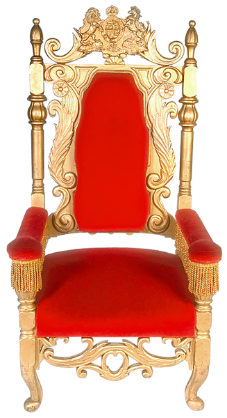 Download THRONE Free PNG transparent image and clipart.