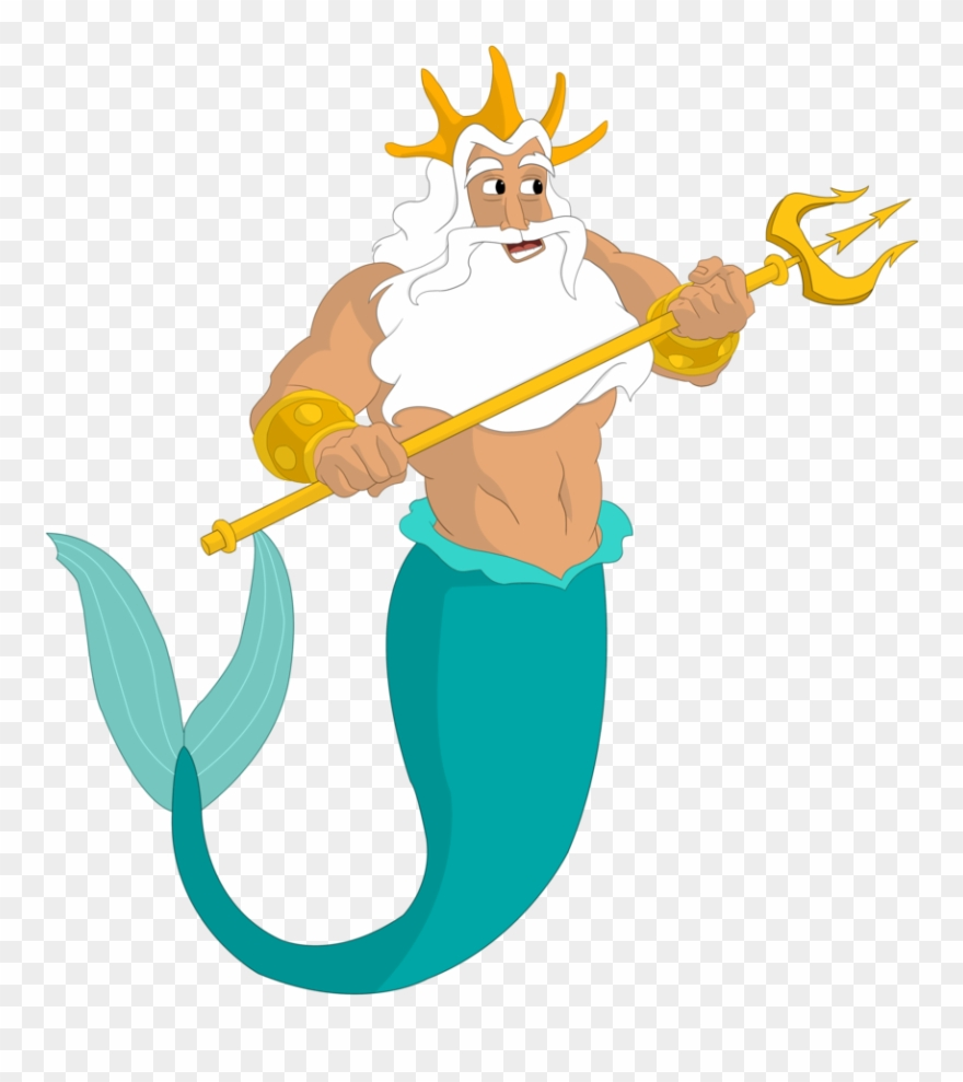 King Triton By Aportol.
