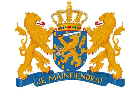 King Willem Alexander.