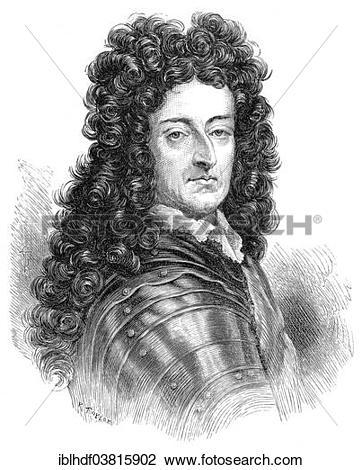 "Stock Photo of ""William III of England, 1650."