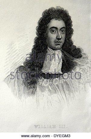 Portrait Of William Iii, Prince Of Orange, Stadtholder, After 1689.