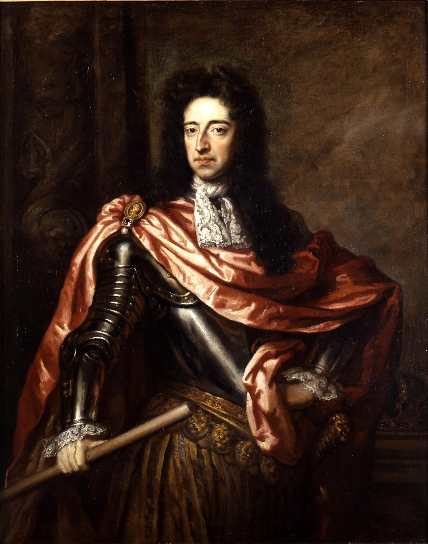 William III of England.
