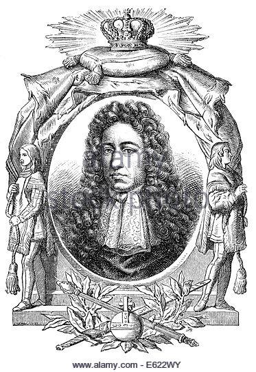 King William Iii England 1650 Stock Photos & King William Iii.