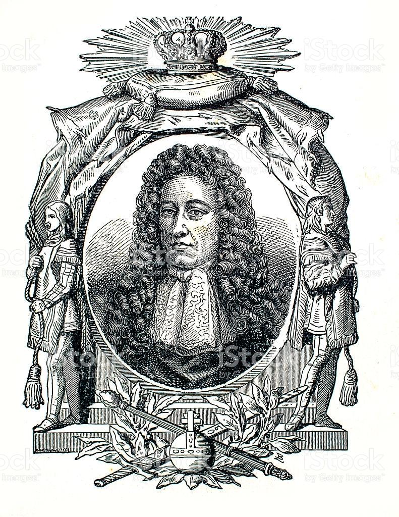 William Iii King Of The Netherlands stock photo 612234136.