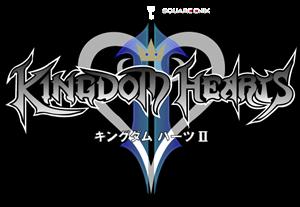 Kingdom Hearts 2 Logo Vector (.AI) Free Download.