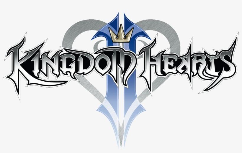 Kingdom Hearts 2 Logo Png.