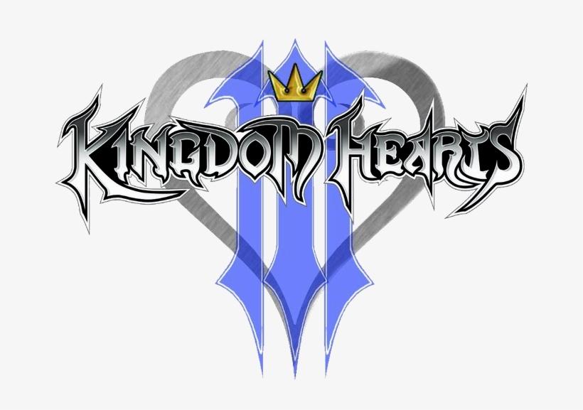 Download Free png Kingdom Hearts 3 Logo Png.