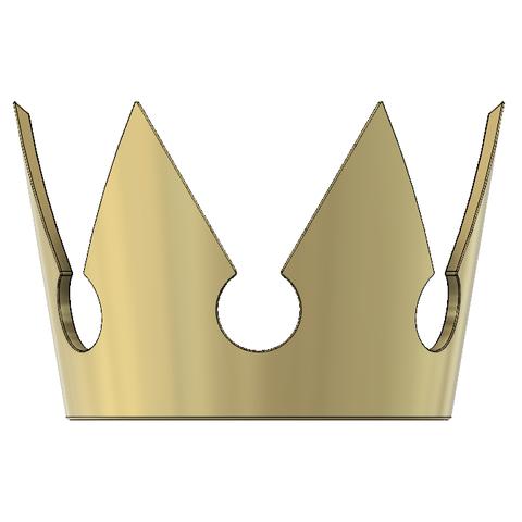Sora Kingdom Hearts Crown.