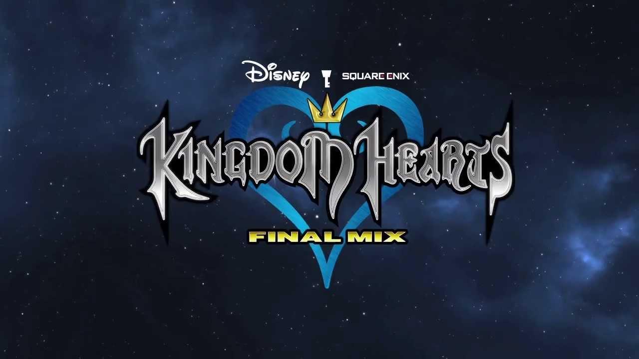 KINGDOM HEARTS HD 1.5 ReMIX.