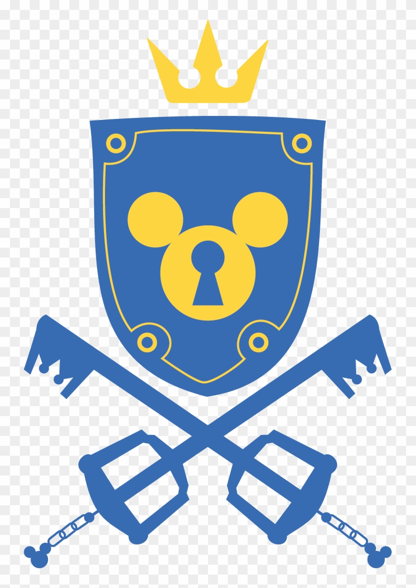 Kingdom Hearts Symbols Icon , Png Download.