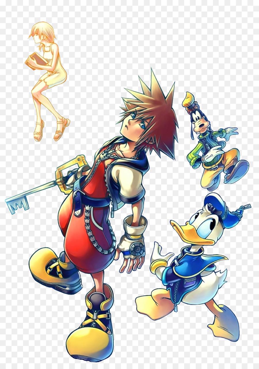 Kingdom Hearts PNG Transparent Kingdom Hearts.PNG Images..