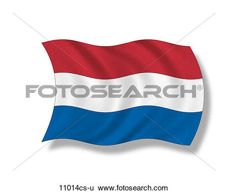 Stock Illustration of Illustration, Flag, Kingdom of the.