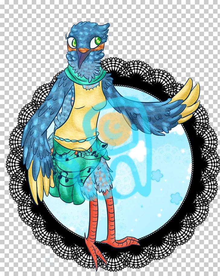 Illustration Cartoon Legendary creature Turquoise.