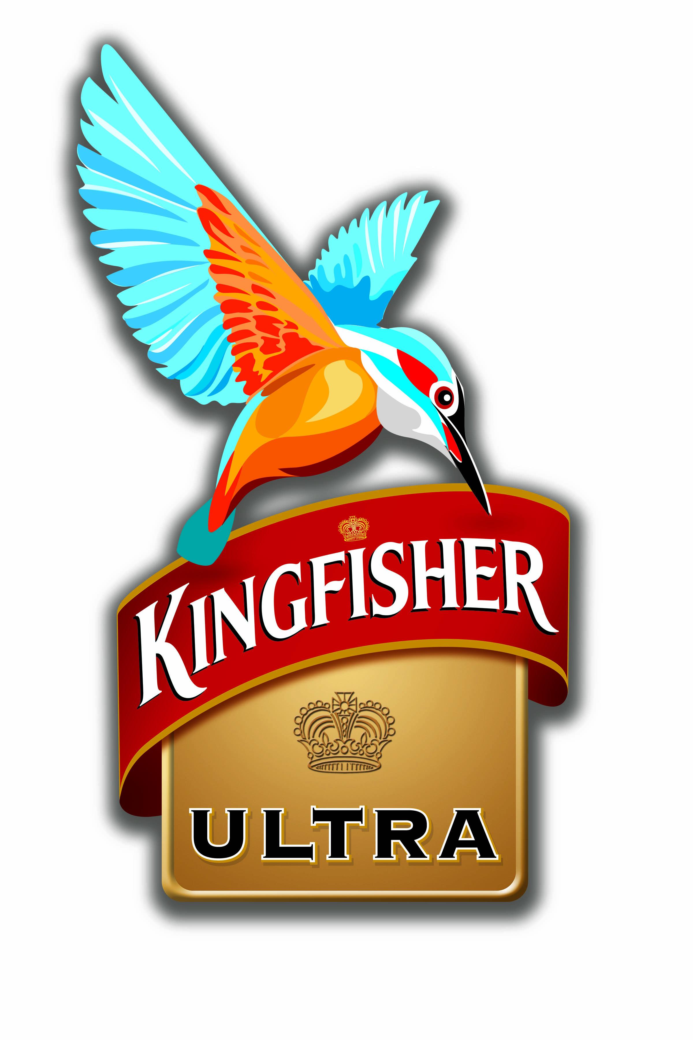 Kingfisher ultra Logos.