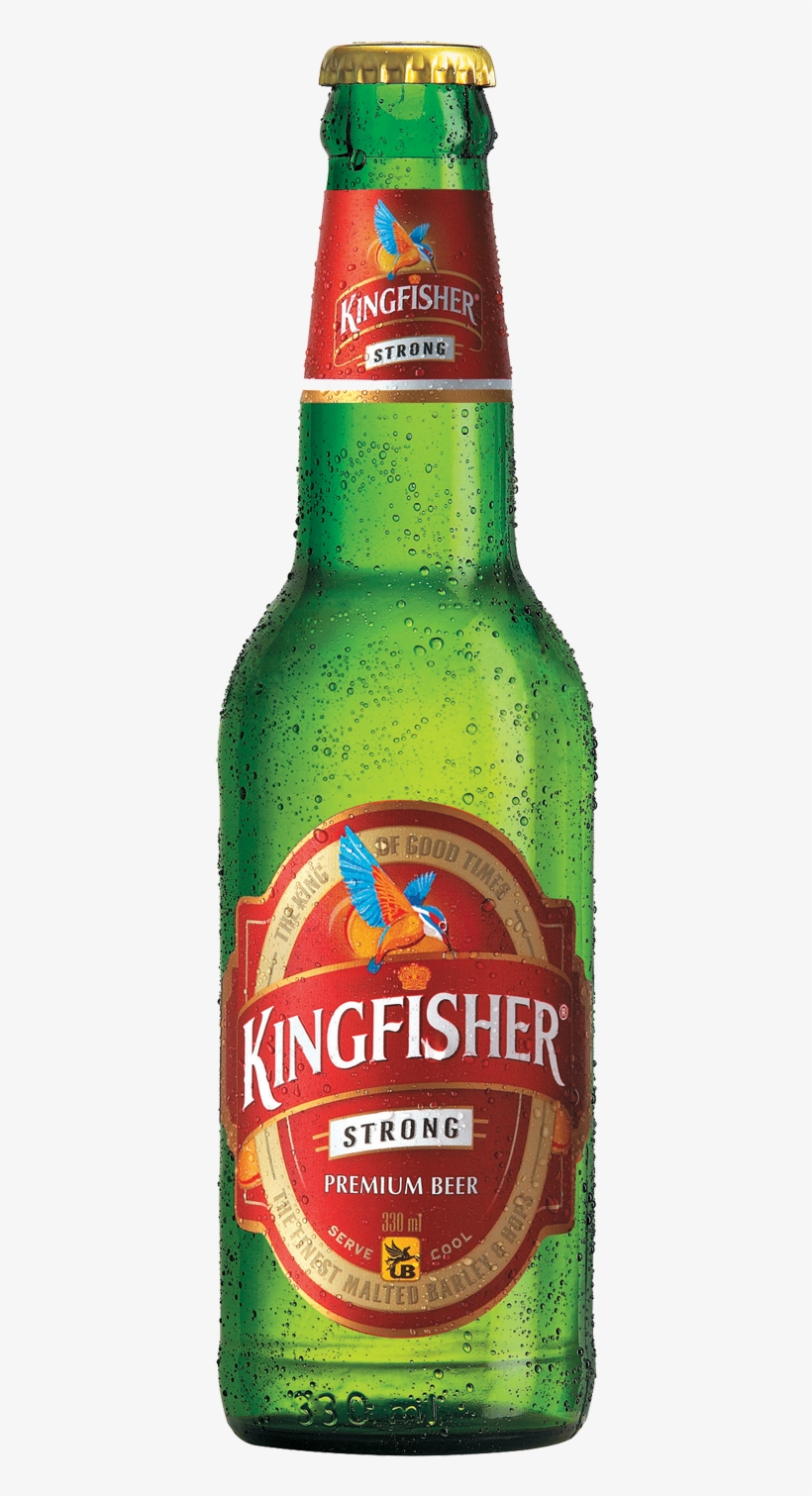 Kingfisher Strong Premium Beer 330ml.