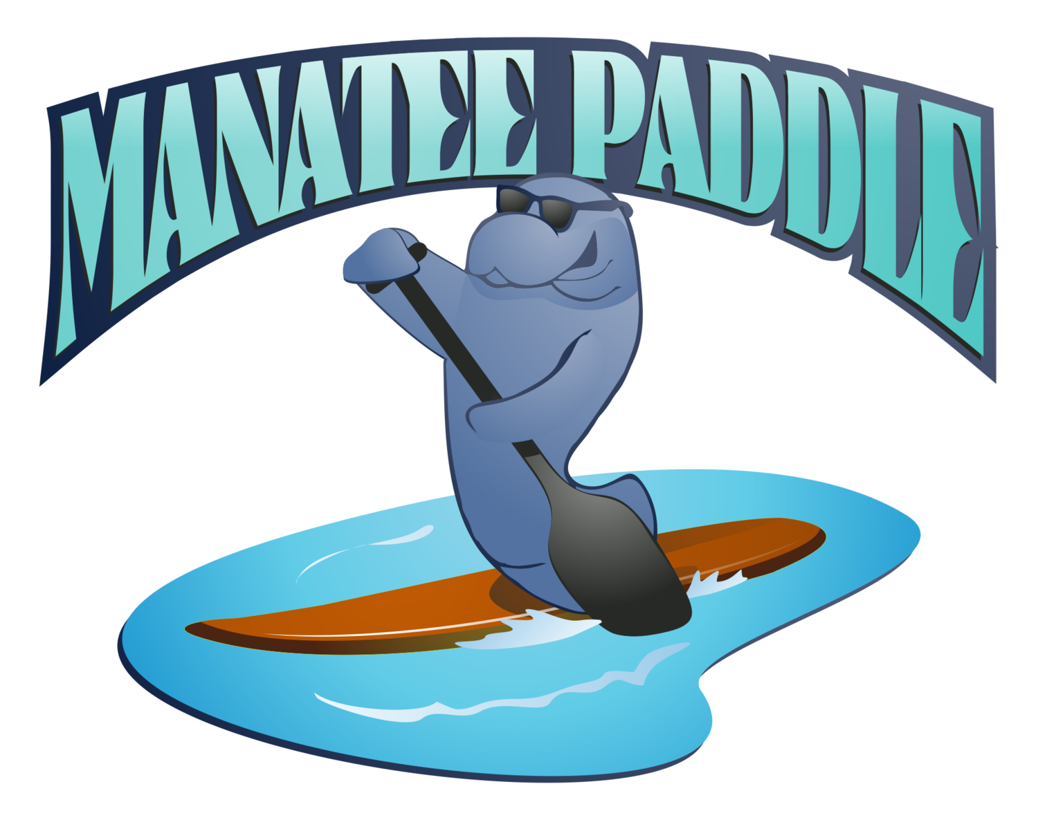 King's Bay Map — Paddleboard, Kayak, and Swim with a manatee in.