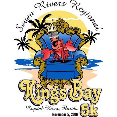 Seven Rivers Regional Kings Bay 5K Event Profile.