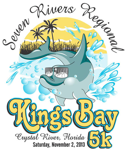 Kings Bay 5K to Benefit Healthy Families Citrus.