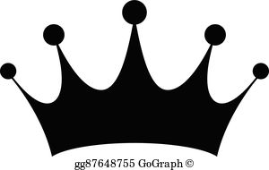 Kings Crown Clip Art.