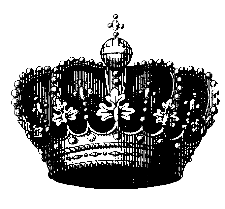 4866 King Crown Clipart King Crown Clipart ~ ClipartFan.
