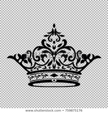 King Crown Logo Vector Illustration..