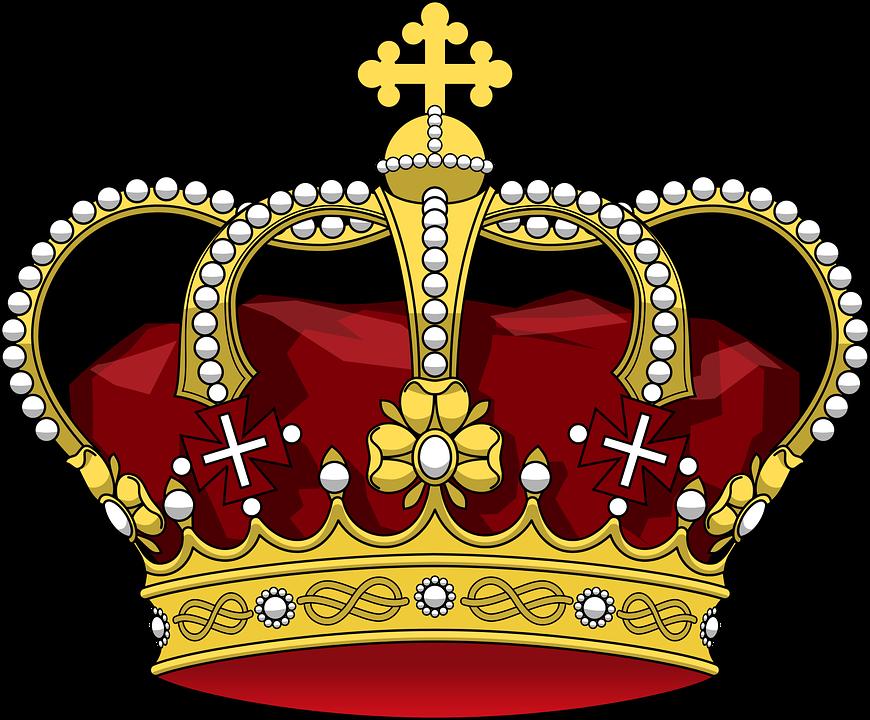 Download King's Crown PNG Transparent Image #20.