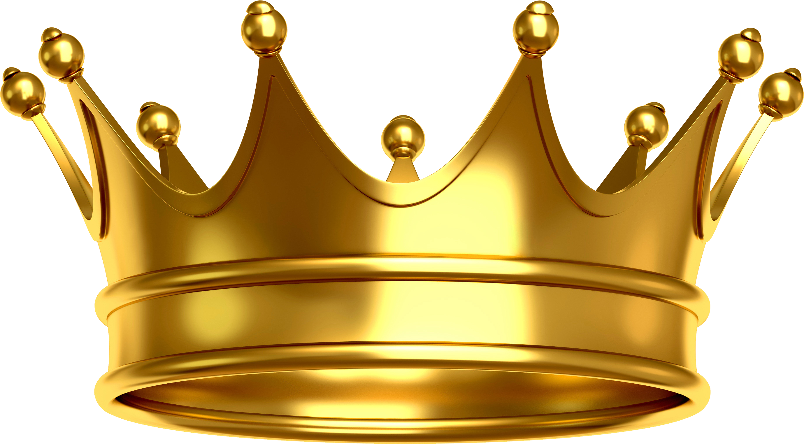 Gold Crown.