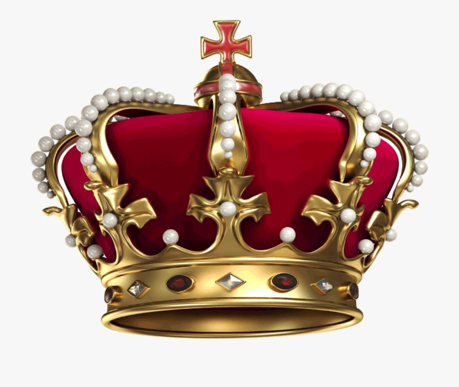Transparent Crowns King's.