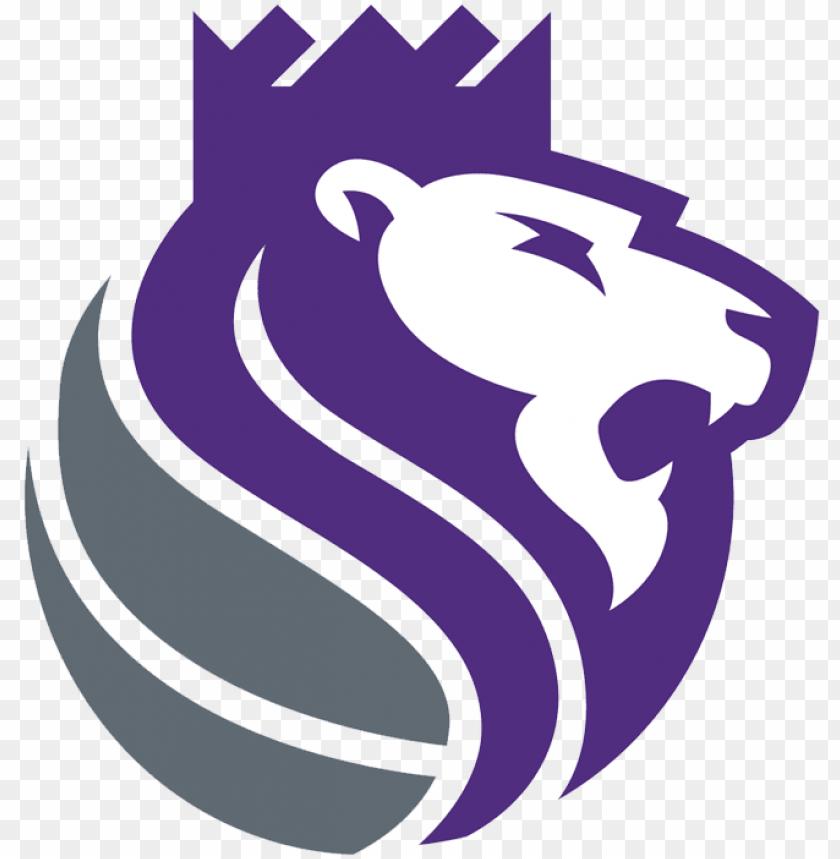 sacramento kings logo lio PNG image with transparent.
