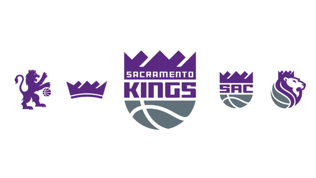 Kings new logo: Sacramento honors NBA roots.
