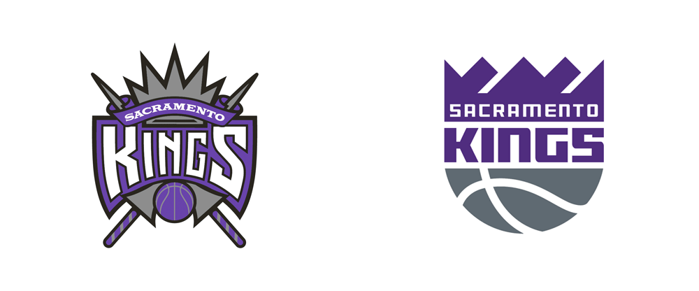Brand New: New Logos for Sacramento Kings by RARE.