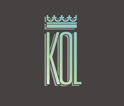 Kings of Leon\' logo concept www.vogmandesign.com.