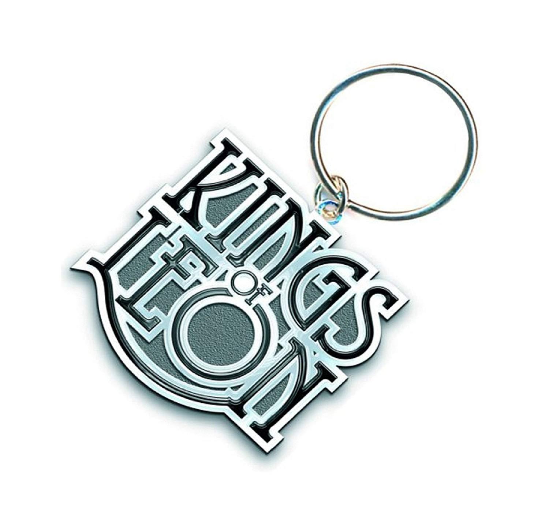 Amazon.com: Kings Of Leon Scroll Logo Key Chain: Clothing.