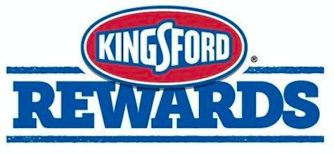 Kingsford Rewards.