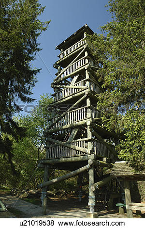 Pictures of South Kingstown, RI, Rhode Island, Observation Tower.