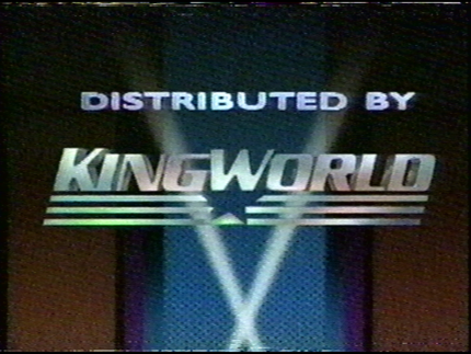 Distributed by KingWorld (1996).