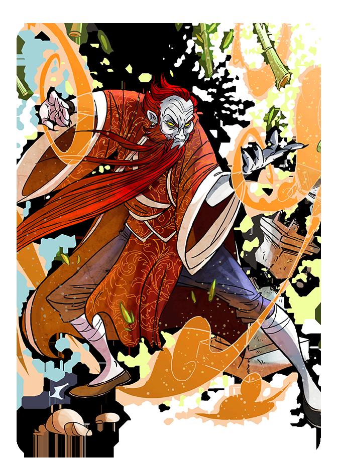 Kinjo clipart #3