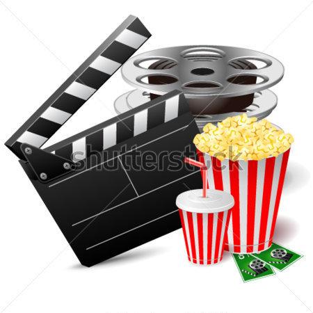 Clipart Film Kino.